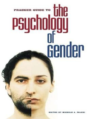 cover image of Praeger Guide to the Psychology of Gender