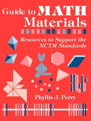 cover image of Guide to Math Materials