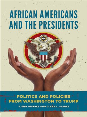 cover image of African Americans and the Presidents