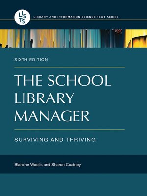 cover image of The School Library Manager