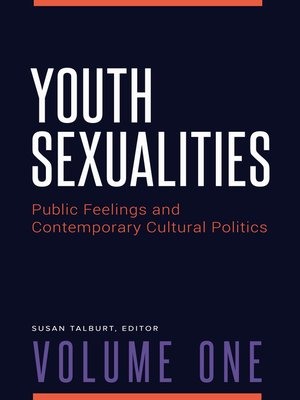 cover image of Youth Sexualities