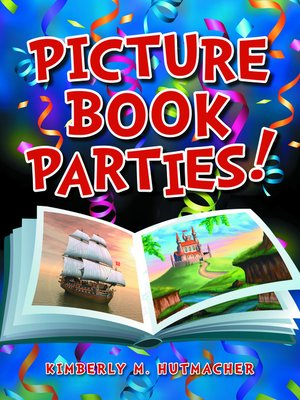 cover image of Picture Book Parties!