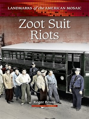 cover image of Zoot Suit Riots