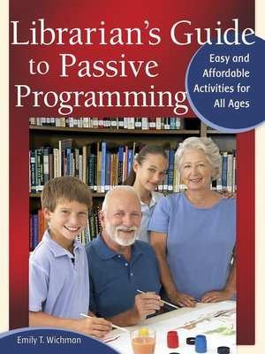 cover image of Librarian's Guide to Passive Programming