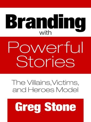 cover image of Branding with Powerful Stories