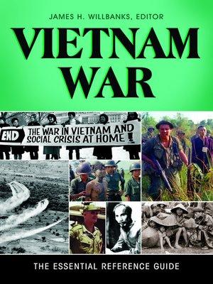 cover image of Vietnam War