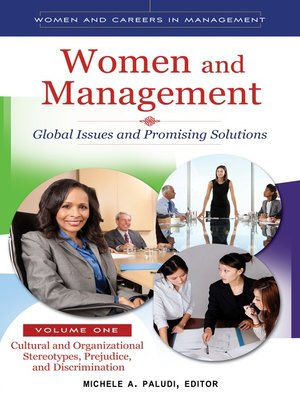 cover image of Women and Management