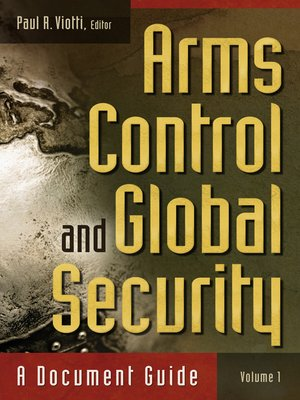cover image of Arms Control and Global Security