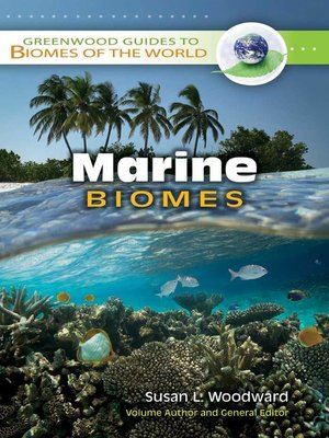 cover image of Marine Biomes