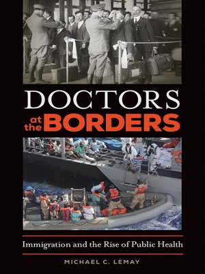 cover image of Doctors at the Borders