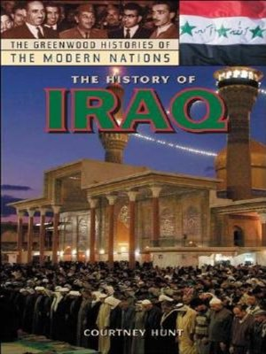 cover image of The History of Iraq