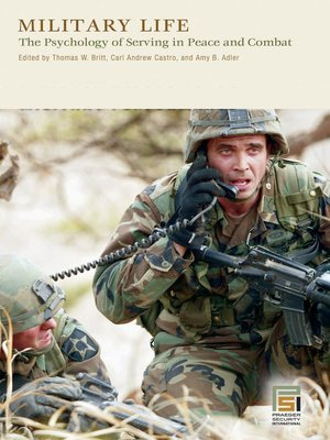 cover image of Military Life