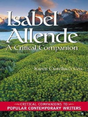 cover image of Isabel Allende