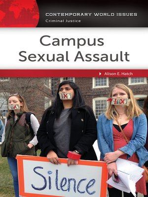 cover image of Campus Sexual Assault