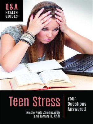 cover image of Teen Stress