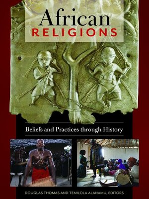 cover image of African Religions
