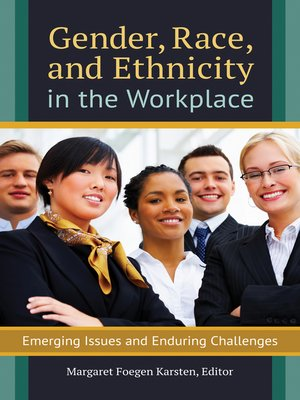 cover image of Gender, Race, and Ethnicity in the Workplace