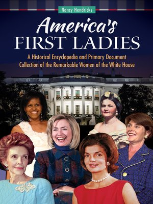 cover image of America's First Ladies