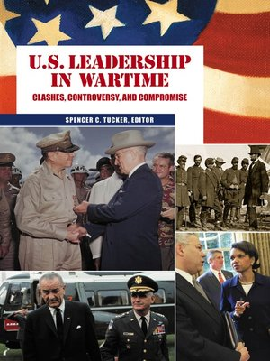 cover image of U.S. Leadership in Wartime