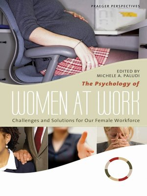 cover image of The Psychology of Women at Work
