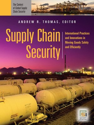cover image of Supply Chain Security