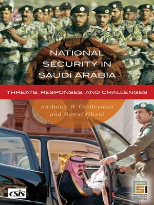 cover image of National Security in Saudi Arabia