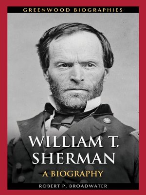 cover image of William T. Sherman