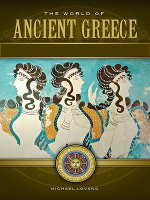 cover image of The World of Ancient Greece