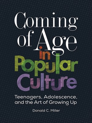 cover image of Coming of Age in Popular Culture