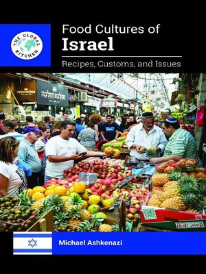 cover image of Food Cultures of Israel