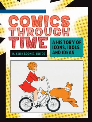 cover image of Comics through Time