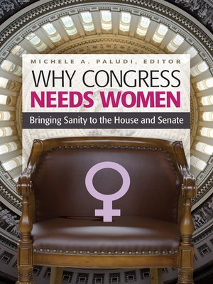 cover image of Why Congress Needs Women