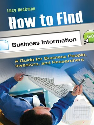 cover image of How to Find Business Information