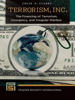 cover image of Terrorism, Inc.