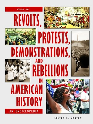 cover image of Revolts, Protests, Demonstrations, and Rebellions in American History