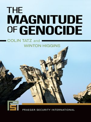 cover image of The Magnitude of Genocide