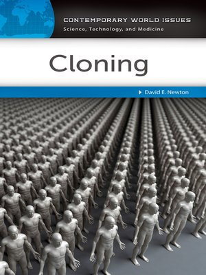 cover image of Cloning
