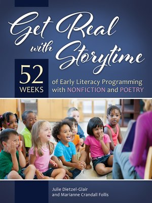 cover image of Get Real with Storytime