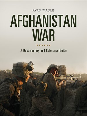 cover image of Afghanistan War