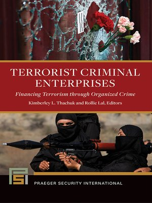 cover image of Terrorist Criminal Enterprises
