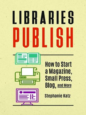 cover image of Libraries Publish