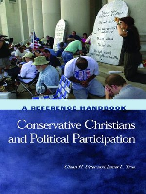 cover image of Conservative Christians and Political Participation