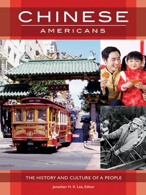 cover image of Chinese Americans