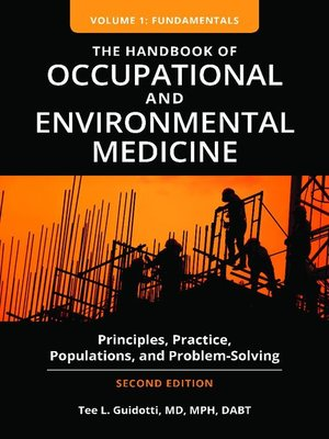 cover image of The Handbook of Occupational and Environmental Medicine