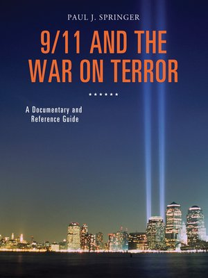 cover image of 9/11 and the War on Terror