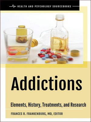 cover image of Addictions