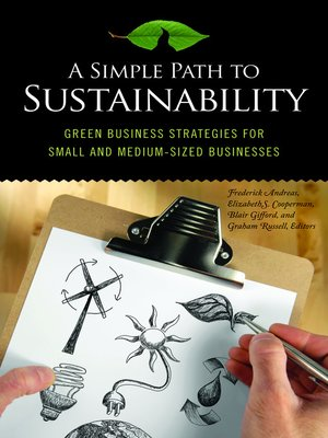 cover image of A Simple Path to Sustainability