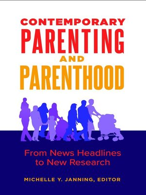 cover image of Contemporary Parenting and Parenthood