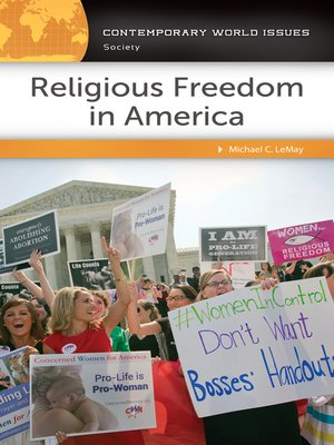 cover image of Religious Freedom in America