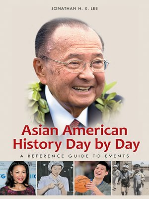 cover image of Asian American History Day by Day
